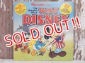 ct-150401-01 The Greatest Hits Walt Disney / 70's Record