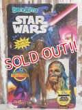 ct-150505-75 Chewbacca / Just Toys 1993 Bendable Figure