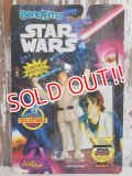 ct-150505-72 Luke Skywalker / Just Toys 1993 Bendable Figure