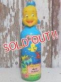 ct-150609-39 Flounder / johnson's 90's Bubble Bath Bottle