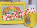 ct-150602-54 Rainbow Brite / Thermos 80's Plastic Lunchbox