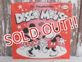 ct-150519-42 The Mouseketeers Disco Mouse 70's Record