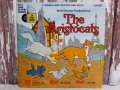 ct-150519-29 The Aristcats / 70's Record and Book