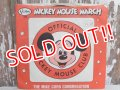 ct-150519-43 Mickey Mouse Club / 70's Record