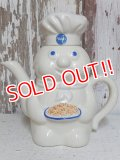 ct-150616-21 Pillsbury / Poppin' Fresh / 90's Tea Pot