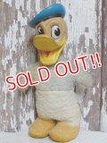 ct-150715-31 Donald Duck / Gund 40's-50's Doll