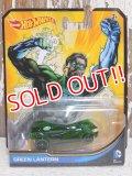 ct-150715-52 Green Lantern / Hot Wheels 2013