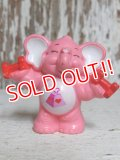 "ct-150811-31 Care Bears / Kenner 80's PVC ""Losta Heart Elephant"""