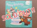 ct-150818-29 Walt Disney's / 60's Happy Birthday Record