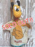 ct-150908-20 Pluto / 1970's Hand Puppet