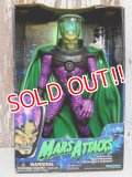 ct-150715-37 MARS ATTACKS! / Martian Supreme Commander 1996 Talking Figure