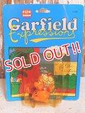 "ct-150922-54 Garfield / 80's PVC ""Bow Tie"""