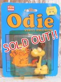 ct-150922-54 Garfield / 80's PVC Odie (A)