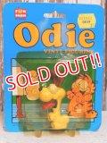 ct-150922-54 Garfield / 80's PVC Odie (C)