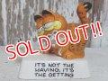 ct-151001-20 Garfield / 80's Ceramic Display