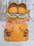 ct-151001-22 Garfield / 80's Soft Vinyl Figure
