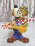 ct-151005-07 Chuck E. Cheese / 1983 Jasper T. Jowls Hounddog PVC