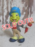 ct-151014-17 Jiminy Cricket / Just Toys 80's Bendable Figure