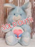 ct-151014-36 Care Bears / Kenner 80's Swift Heart Rabbit Plush Doll