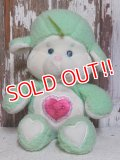 ct-151014-35 Care Bears / Kenner 80's Gentle Heart Lamb Plush Doll