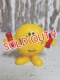 "ct-151014-05 Mr.Men & Little Miss / Arby's 90's PVC ""Little Miss Sunshine"""