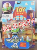 """ct-151014-30 TOY STORY / Buzz Lightyear Think Way 90's Action Figure """"Super Sonic"""""""