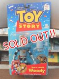 ct-151014-30 TOY STORY / Mattel 90's Space Sheriff Woody