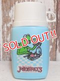 ct-151103-21 Muppets / Kemit 80's Thermos Bottle