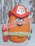 "ct-151107-11 McDonald's / 1988 McNUGGET BUDDIES ""Fireman"""