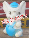 ct-151104-08 Sanitoy / 50's Elephant Rubber Doll