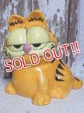 ct-151001-21 Garfield / 80's Ceramic Display (Bootleg)