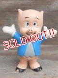 ct-151118-55 Porky Pig / Applause 80's PVC