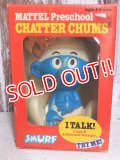 ct-151201-07 Smurf / Mattel 1983 Chatter Chums (Box)