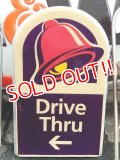 dp-151212-01 Taco Bell / 90's〜Drive Thru Sign