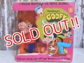 ct-151213-04 Goofy / Mattel 60's Skediddler (Box)