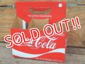 dp-151224-04 Coca Cola / Vintage Paper Bottle Carrier