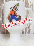 kt-160106-02 Goofy / Federal 60's-70's Footed Mug