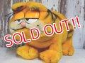 ct-130319-67 Garfield / DAKIN 80's Plush Doll