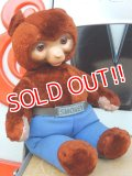 ct-160201-04 Smokey Bear / IDEAL 50's Plush Doll