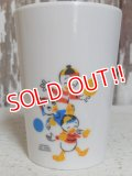 ct-151213-16 Huey, Dewey and Louie / 70's Plastic Cup