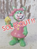 ct-162011-07 Liseberg Rabbit / 90's PVC Figure