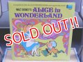 ct-162011-17 Alice in Wonderland / 60's Record