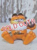 ct-160215-05 Garfield / Bully 80's PVC Keyring