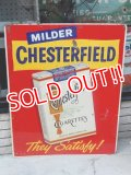 dp-160302-18 Chesterfield / 50's-60's Metal Sign