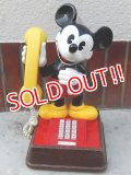 ct-160301-01 Mickey Mouse / 70's Phone