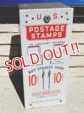 dp-160302-20 60's U.S. Postage Stamps Vending Machine