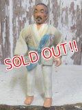 ct-160301-01 The Karate Kid / Remco 80's Miyagi Action Figure
