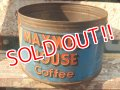 dp-160401-09 MAXWELL HOUSE COFFEE / Vintage Tin Can