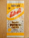 dp-160401-38 Ballreich / Vintage Potato Chips Bag
