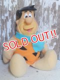 ct-150407-44 Fred Flintstone / 90's Plush Doll